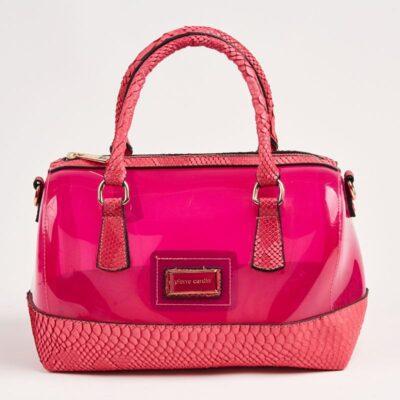 Τσάντα Χειρός Pierre Cardin PM0092 VIK12 Ροζ