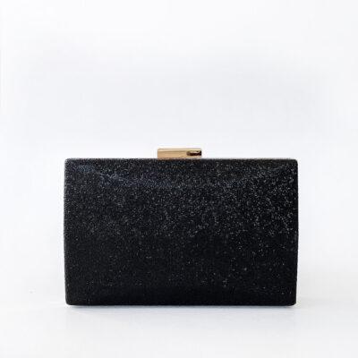 Βραδινό Τσαντάκι Bag To Bag YX8127 Μαύρο