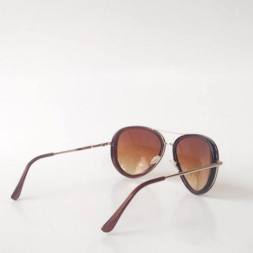 Γυαλιά Ηλίου Aviator Tan