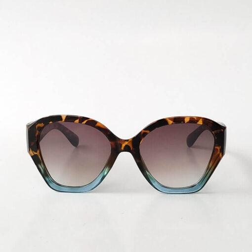 Γυαλιά Ηλίου Oversize Ταρταρούγα-Γαλάζιο