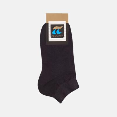 Κοντές Κάλτσες Πουρνάρα 780-19 (2 Τεμάχια) Μαύρο