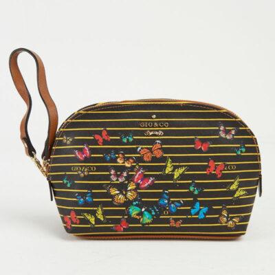 Νεσεσέρ Gio & Co Milano Butterflies Καφέ