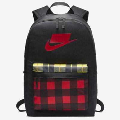 Σακίδιο Πλάτης Nike Heritage 2.0 BA5880-010 Μαύρο