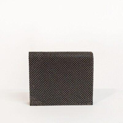 Βραδινό Τσαντάκι Με Στρας Versace 19V69 7740 Μαύρο