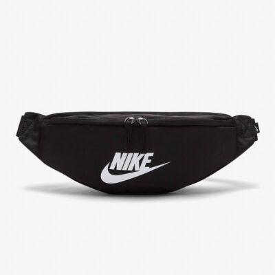 Τσαντάκι Μέσης Nike Sportswear Heritage BA5750-010 Μαύρο