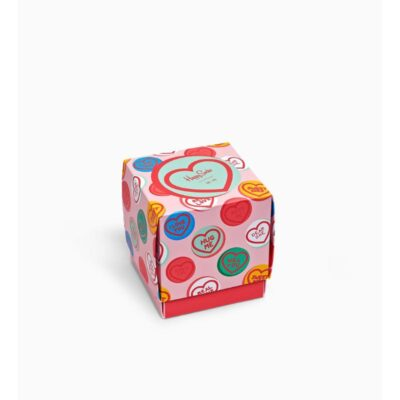 Happy Socks I Love You Gift Box XLOV08 Πολύχρωμο