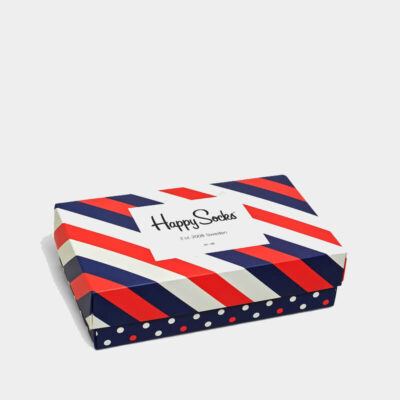 Happy Socks Stripe Gift Box XSTR08 Πολύχρωμο