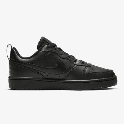 Sneaker Nike Court Borough Low 2 (GS) BQ5448-001 Μαύρο