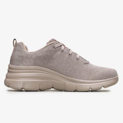 Sneaker Skechers Fashion Fit 88888179 Μπεζ