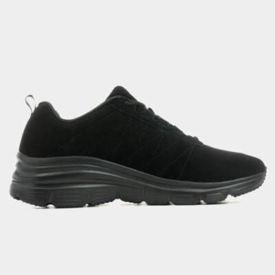 Sneaker Skechers Pantofi Fashion Fit 88888366 Μαύρο