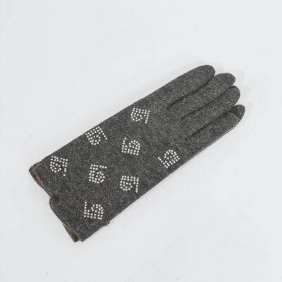Γυναικεία Γάντια Pierre Gardin PC.0244 Γκρι