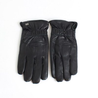 Δερμάτινα Γάντια Pierre Gardin G342 Μαύρο