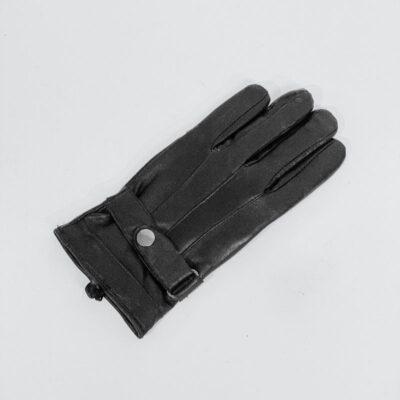 Δερμάτινα Γάντια Pierre Gardin G690 Μαύρο
