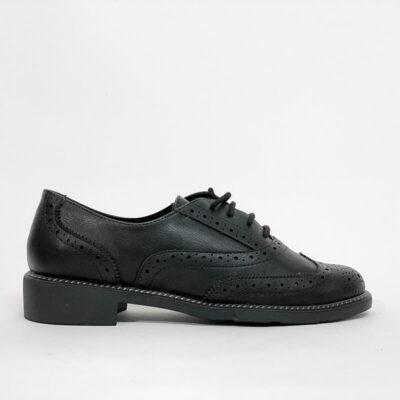 Παπούτσι Oxford Exe Doloris-261 Μαύρο