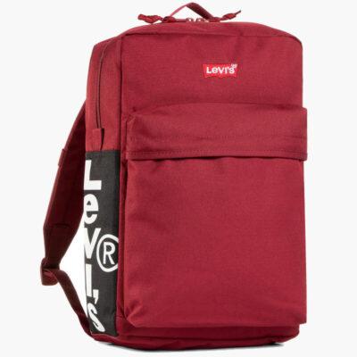 Σακίδιο Πλάτης Levi's L Pack Standard 232503 Κόκκινο