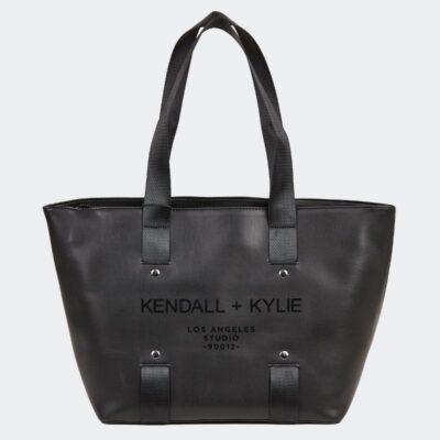 Τσάντα Ώμου Kendall+Kylie Valerie 0726 Μαύρο