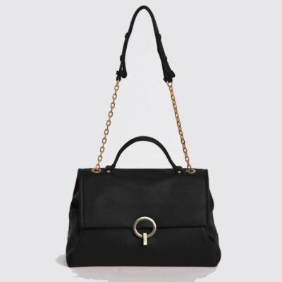 Τσάντα χειρός Gaudi V0AI-71650 Μαύρο