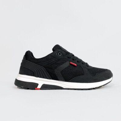 Casual Sneaker Levi's Farmington 232323 Μαύρο