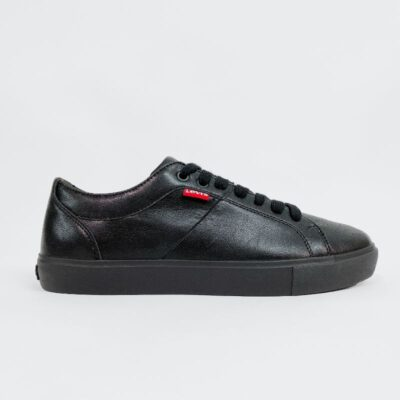 Casual Sneaker Levi's Woodward 231571 Μαύρο
