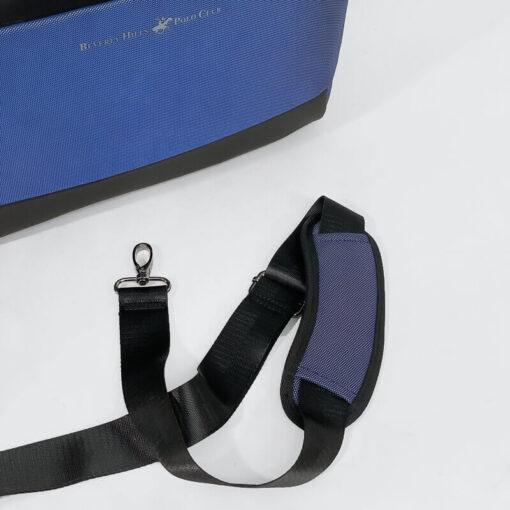 Επαγγελματική Τσάντα Beverly Hills Polo Club 1392 Μπλε