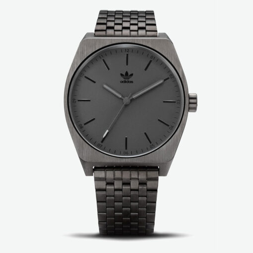 Ρολόι Μπαταρίας Adidas Process M1 Z02 Σκούρο Γκρι