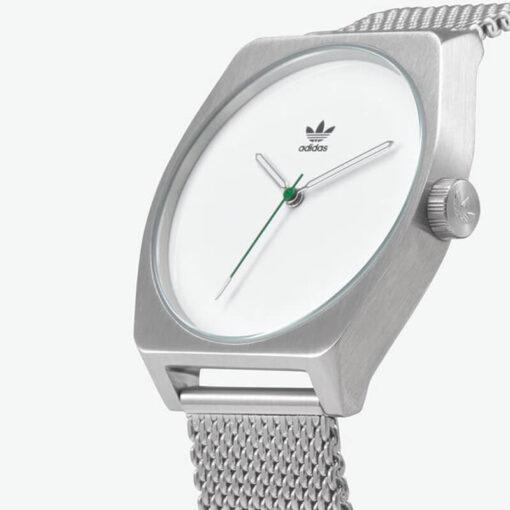 Ρολόι Adidas Archive R2 Z02-3244-00 Ασημί