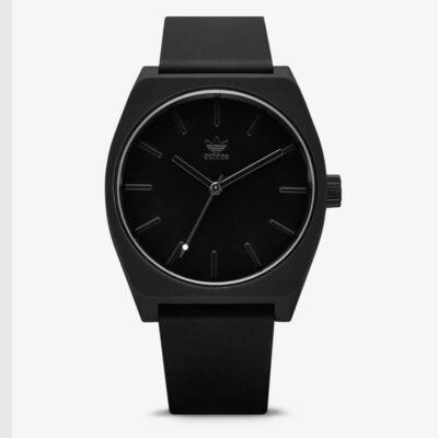 Ρολόι Adidas Originals Process SP1 Z10 Μαύρο