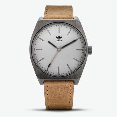 Ρολόι Adidas Process L1 Z05-2916-00 Γκρι Καφέ