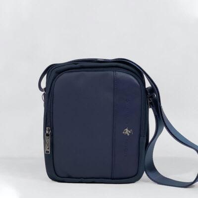 Τσαντάκι Χιαστί Beverly Hills Polo Club 1372 Μπλε