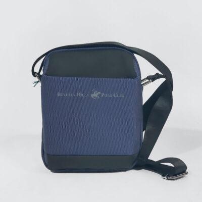 Τσαντάκι Χιαστί Beverly Hills Polo Club 1390 Μπλε