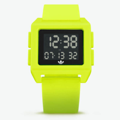 Ψηφιακό Ρολόι Adidas Archive SP1 Κίτρινο