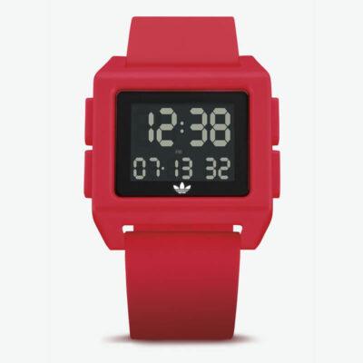 Ψηφιακό Ρολόι Adidas Archive SP1 Κόκκινο