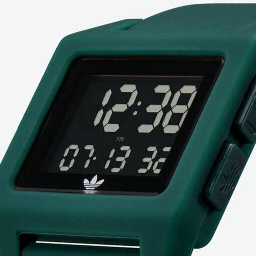 Ψηφιακό Ρολόι Adidas Archive SP1 Πράσινο