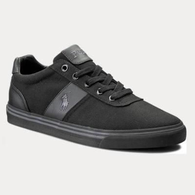 Casual Sneaker Ralph Lauren Hanford 816176919C43 Μαύρο