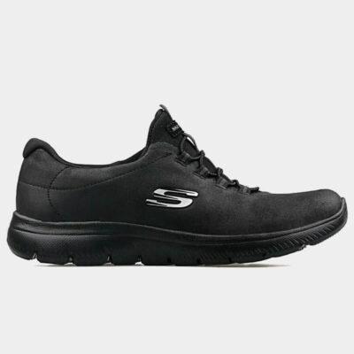 Sneaker Skechers Summits Itz Bazik 88888301 Μαύρο