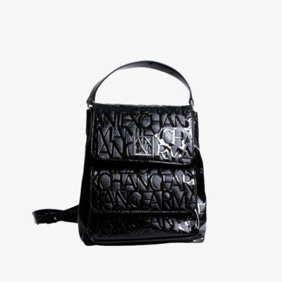 Σακίδιο Πλάτης Armani Exchange WH7548359 Μαύρο