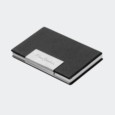 Σετ Καρτοθήκη Πολυτελείας Pierre Gardin PCN010 Μαύρο