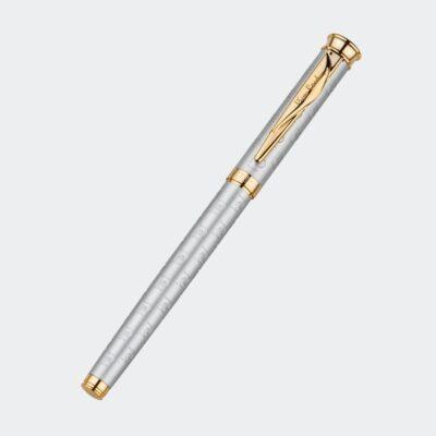 Στυλό Πολυτελείας Με Κουτί Pierre Gardin PC2423RP Ασημί Χρυσό