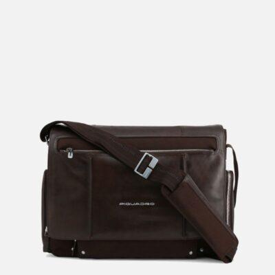 Τσάντα Ταχυδρόμου Piquadro CA1592LK2-TM Καφέ
