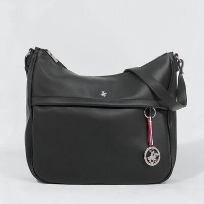 Τσάντα Χιαστί Beverly Hills Polo Club BH-2303 Μαύρο