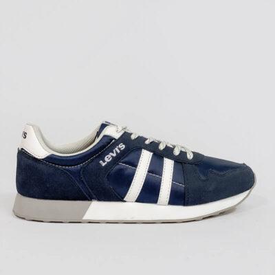 Casual Sneaker Levi's Webb 229802-725-17 Μπλε