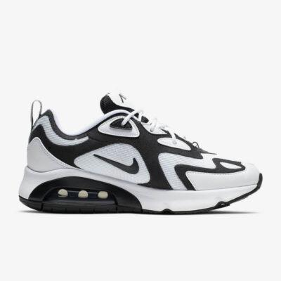 Sneaker Nike Air Max 200 AT6175-104 Ασπρόμαυρο
