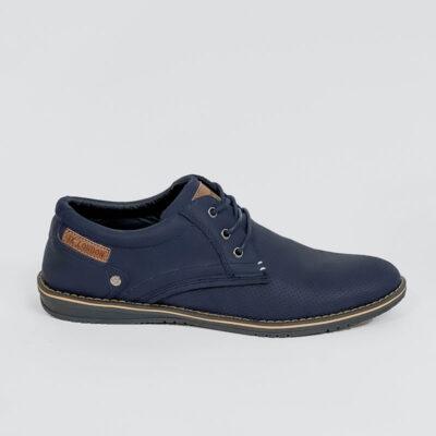 Ανδρικά Oxford JK London J5700282A50 Μπλε