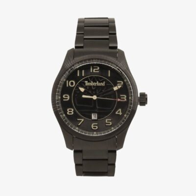Ανδρικό Ρολόι Timberland 15487JSB-03M Μαύρο