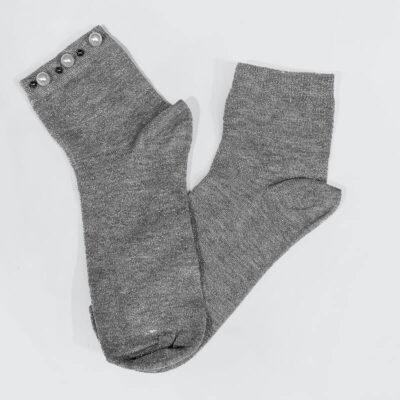 Γυναικείες Κάλτσες (1τμχ) 175003778 Γκρι