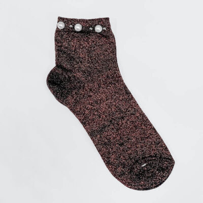 Γυναικείες Κάλτσες (1τμχ) 175003778 Μπρονζέ