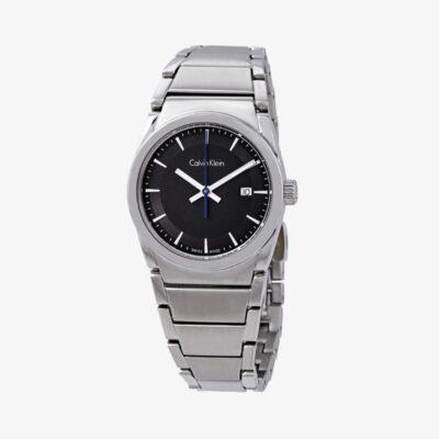 Γυναικείο Ρολόι Calvin Klein K6K33143 Ασημί
