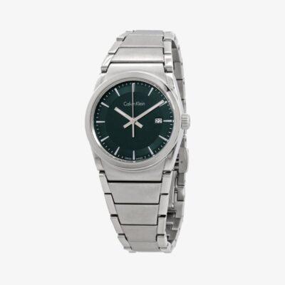 Γυναικείο Ρολόι Calvin Klein K6K3314L Ασημί
