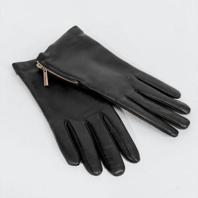 Δερμάτινα Γάντια Pierre Cardin PC.G296 Μαύρο