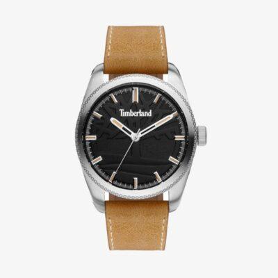 Ρολόι Timberland Newburgh 15577JS-02 Καφέ